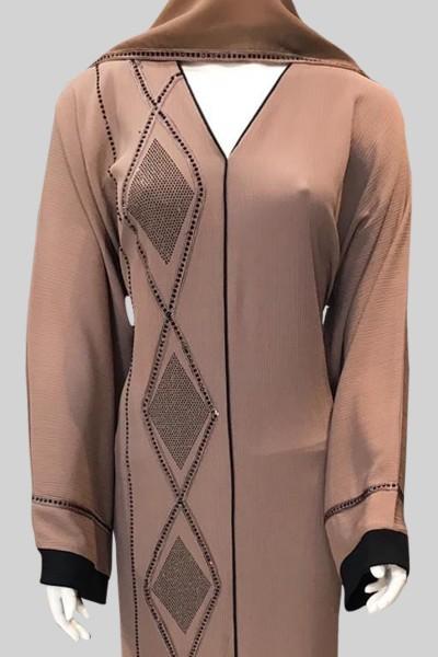 Free Shipping (Elegant Abaya)