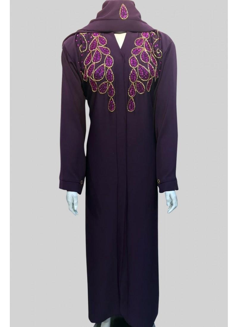 Free Shipping (Elegance Abaya)