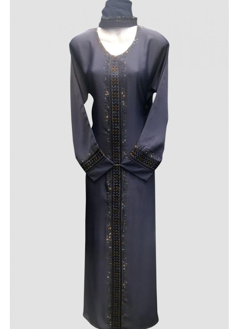Amal Fancy Abaya