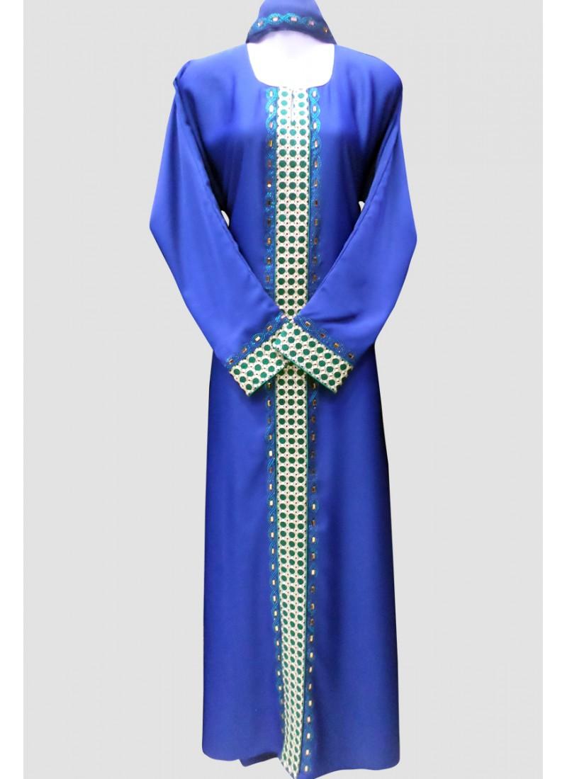 Modest Lace Designer Abaya