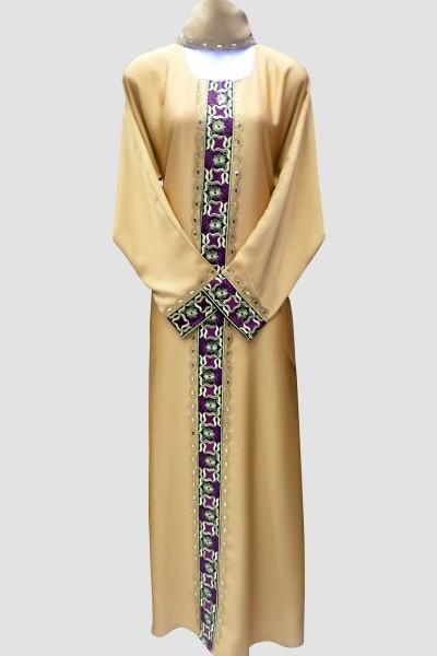 Beautiful Lace Abaya
