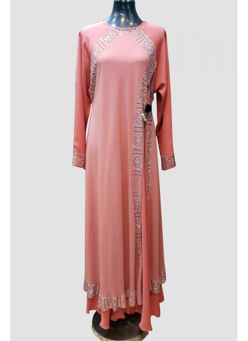 Beautiful Stone Abaya