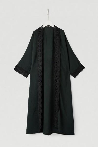 Stylish Abaya (12 Pieces Set)