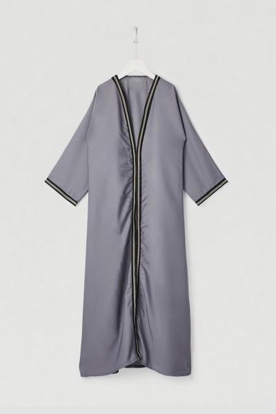 Kimono Abaya (12 Pieces Set)