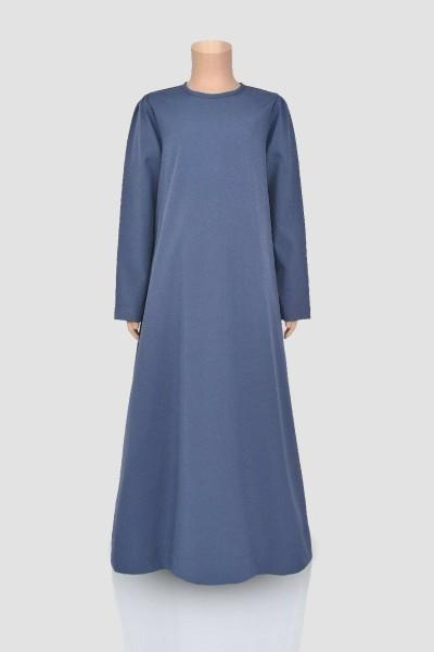 Plain Straight Abaya...