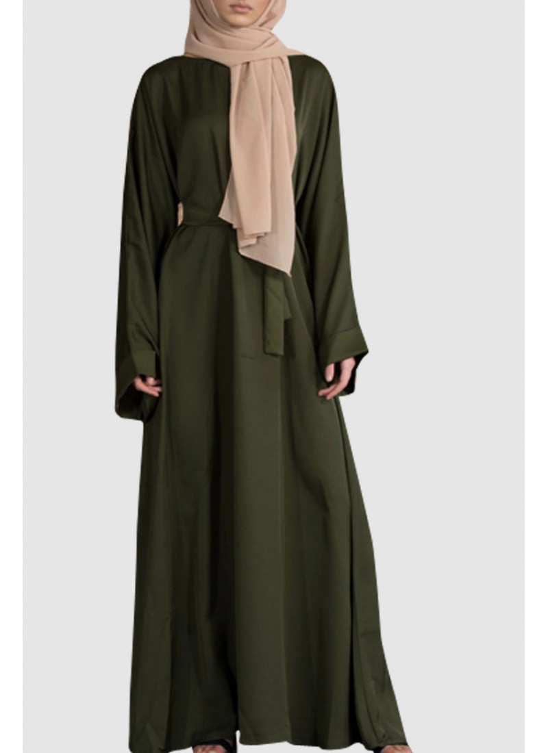 Nida Umbrella Plain Abaya