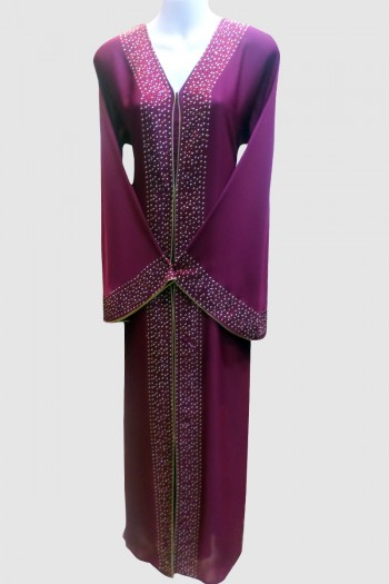 Kimono Fancy Abaya