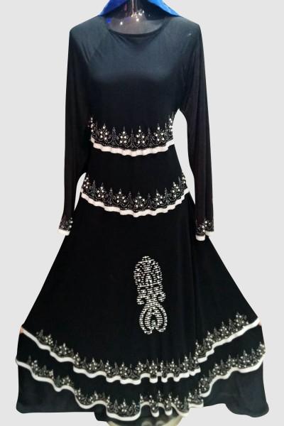 (6 Pcs Set) Elegance Abaya