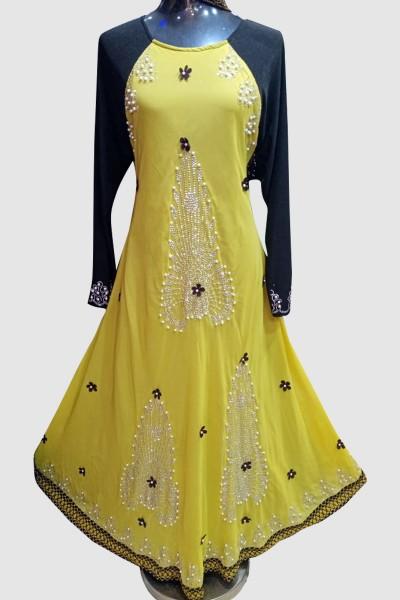 (6 Pcs Set) Gorgeous Abaya