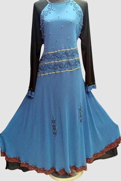 (6 Pcs Set) Delightful Abaya