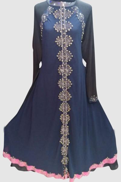 (6 Pcs Set) Fashion Trend Abaya