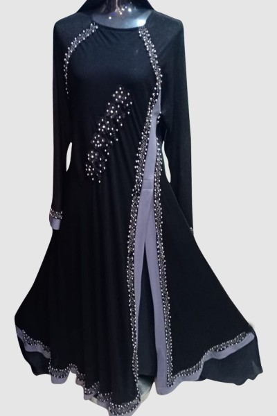 (6 Pcs Set) Modest Abaya