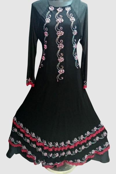 (6 Pcs Set) Irresistible Abaya