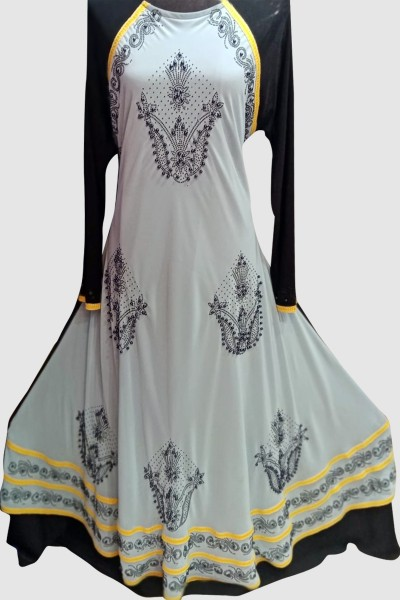 (6 Pcs Set) Sophisticated Abaya