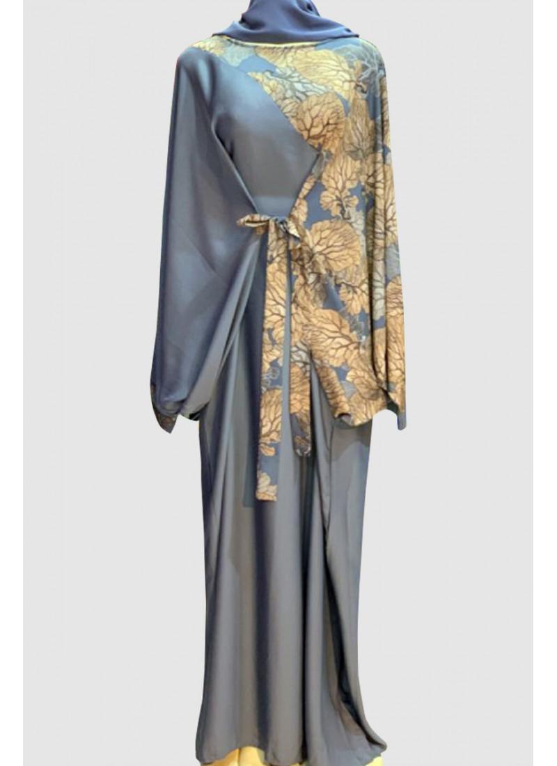 (4 Pcs Set) Classy Abaya