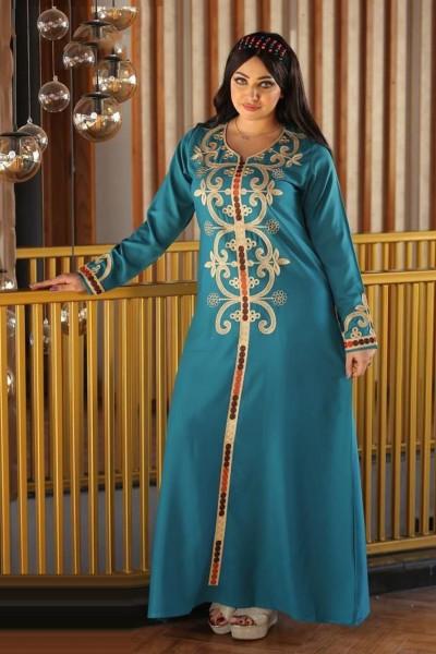 Embroidery Jalabiyah (Dozen Set)