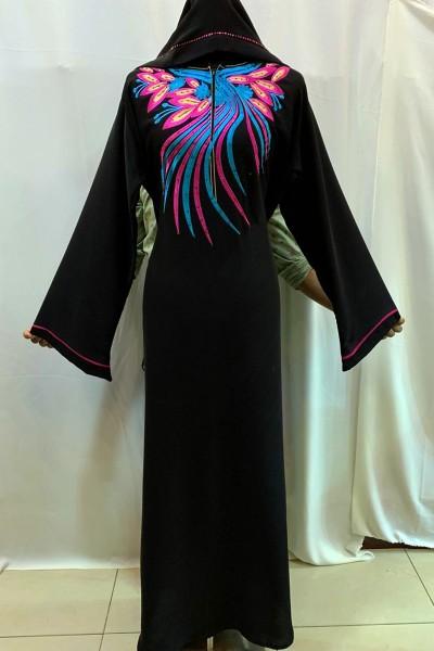 (3 Pieces Set) Classy Abaya
