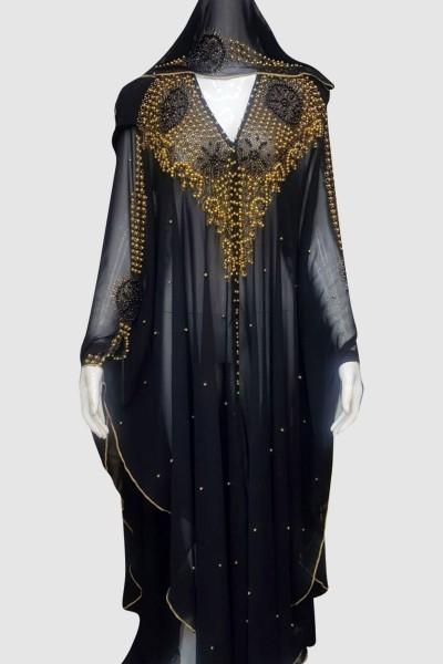Fancy Aroosa Designer Abaya
