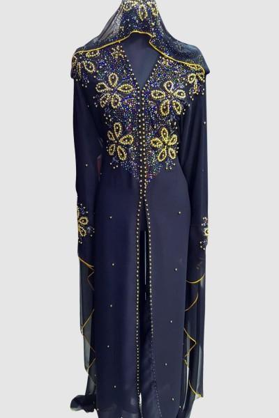 Modest Classy Aroosa Abaya