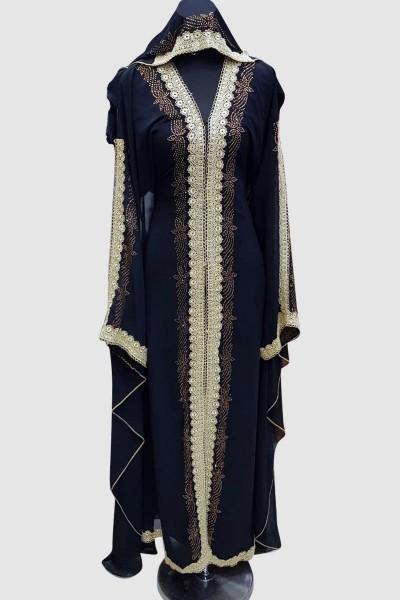 Latest Designer Aroosa Abaya