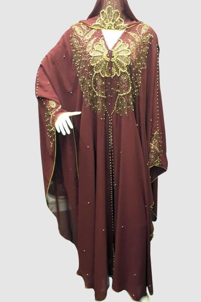 Aroosa Abaya Arabian Designs