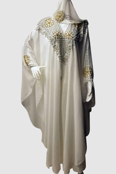 Traditional Aroosa Abaya
