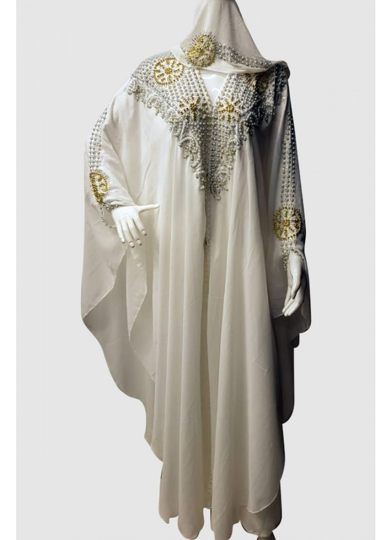 Traditional Aroosa Abaya