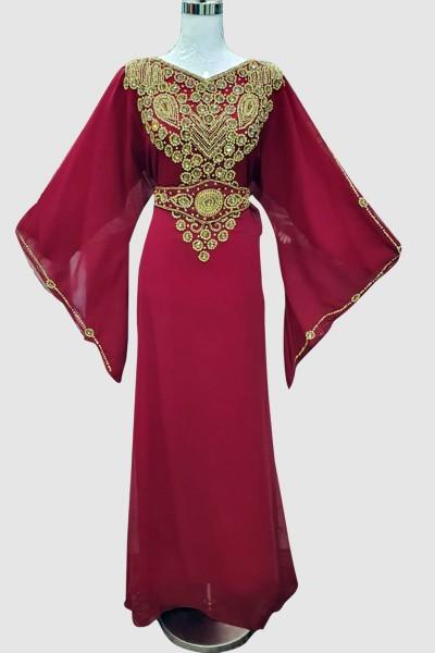 (3 Pieces Set) Elegant Kaftan