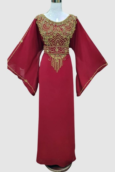 (3 Pieces Set) Stylish Kaftan