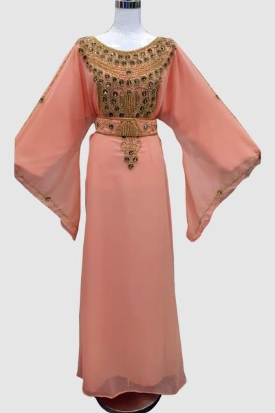 (3 Pieces Set) Gorgeous Kaftan