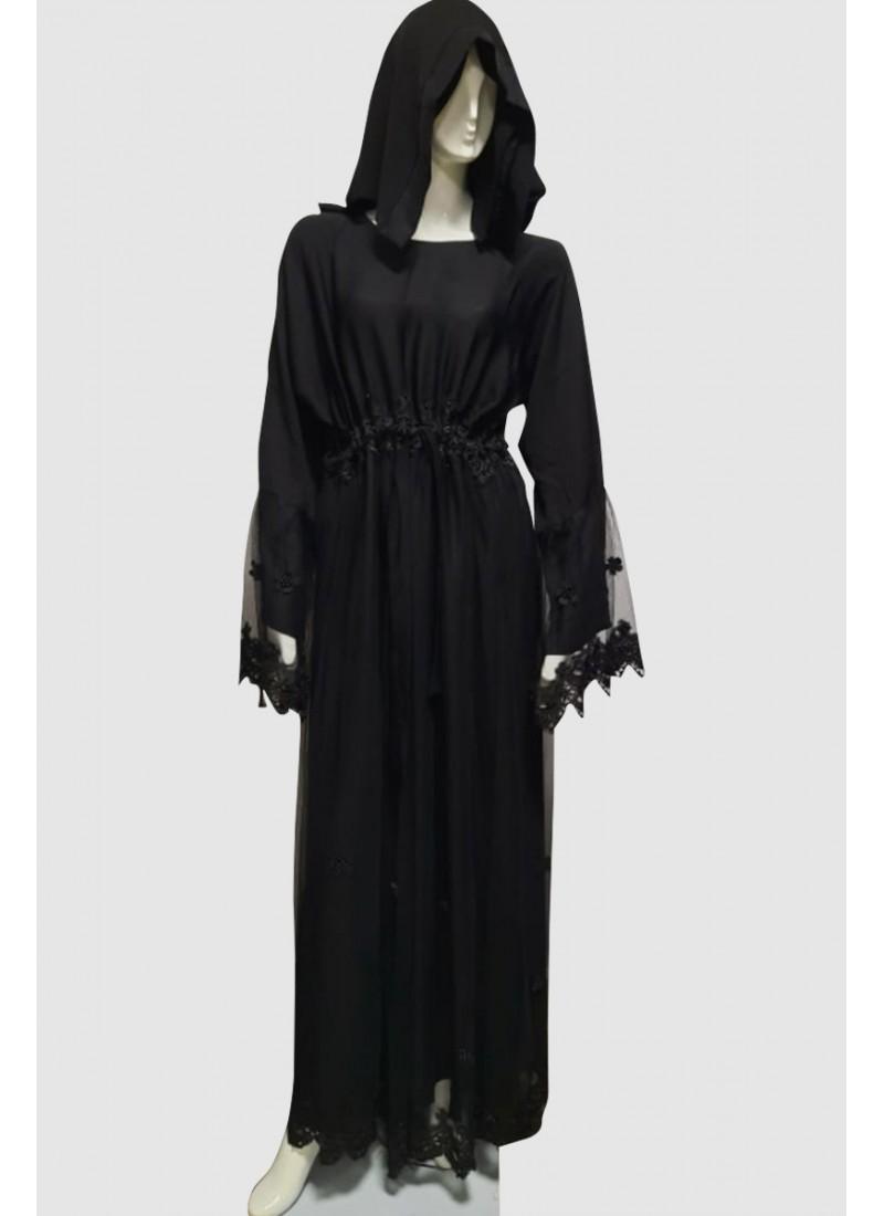 Fashion Reseller Abaya (3 Pieces Set)