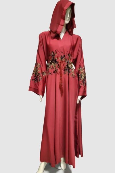 Amani Dubai Abaya (3 Pieces Set)