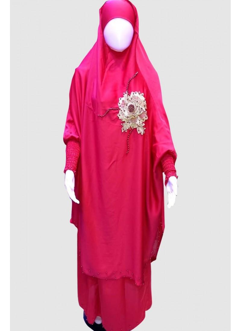Muslim Women Khimar Abaya