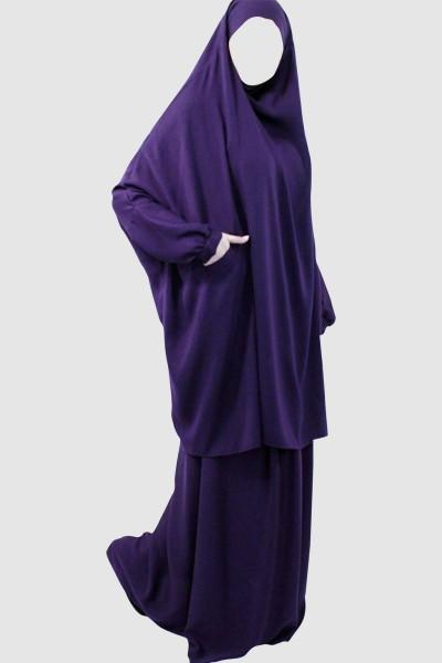 Islamic Pray Abaya (6 Pieces Set)