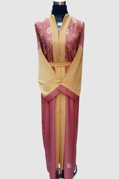 Aaliyah Embroidery Abaya