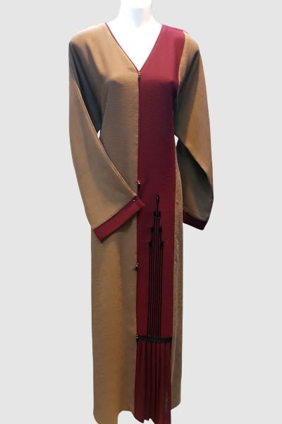 Straight Cut Gorgeous Abaya