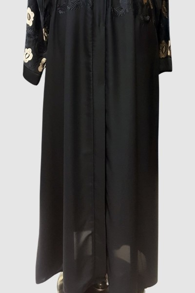 Stylish Embroidery Abaya