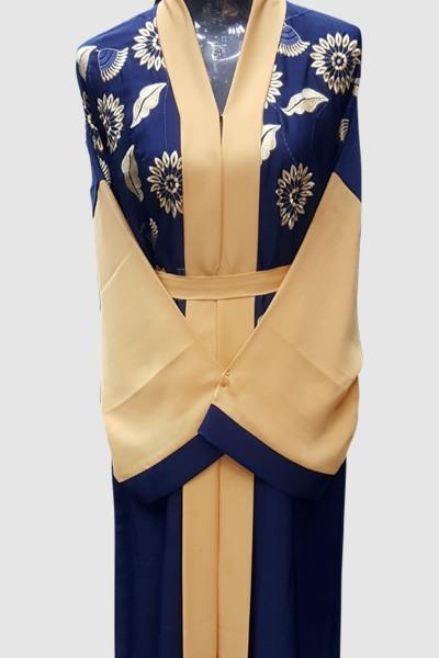 Islamic Stunning Embroidery Abaya