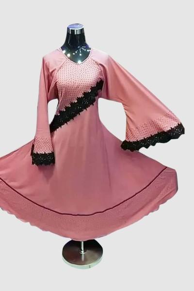 Turkish Lace Abaya