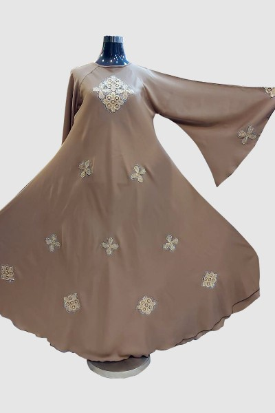Classical Umbrella Abaya