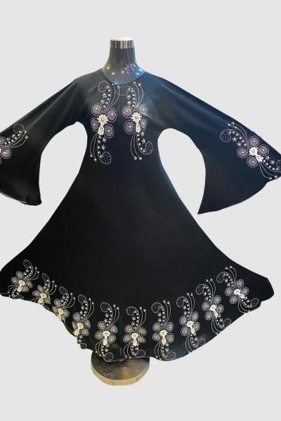 Delightful Umbrella Abaya