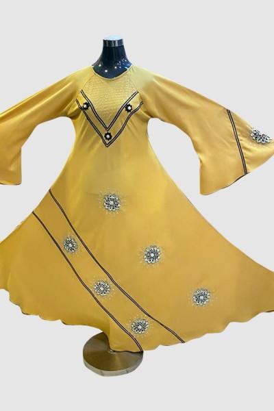 Irresistible Umbrella Abaya
