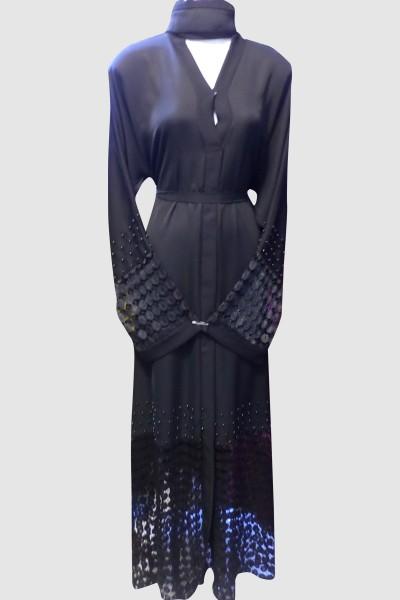 Stunning Amber Abaya