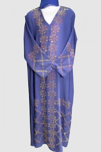 Fashion Kid's Abaya (12 Pieces Set)