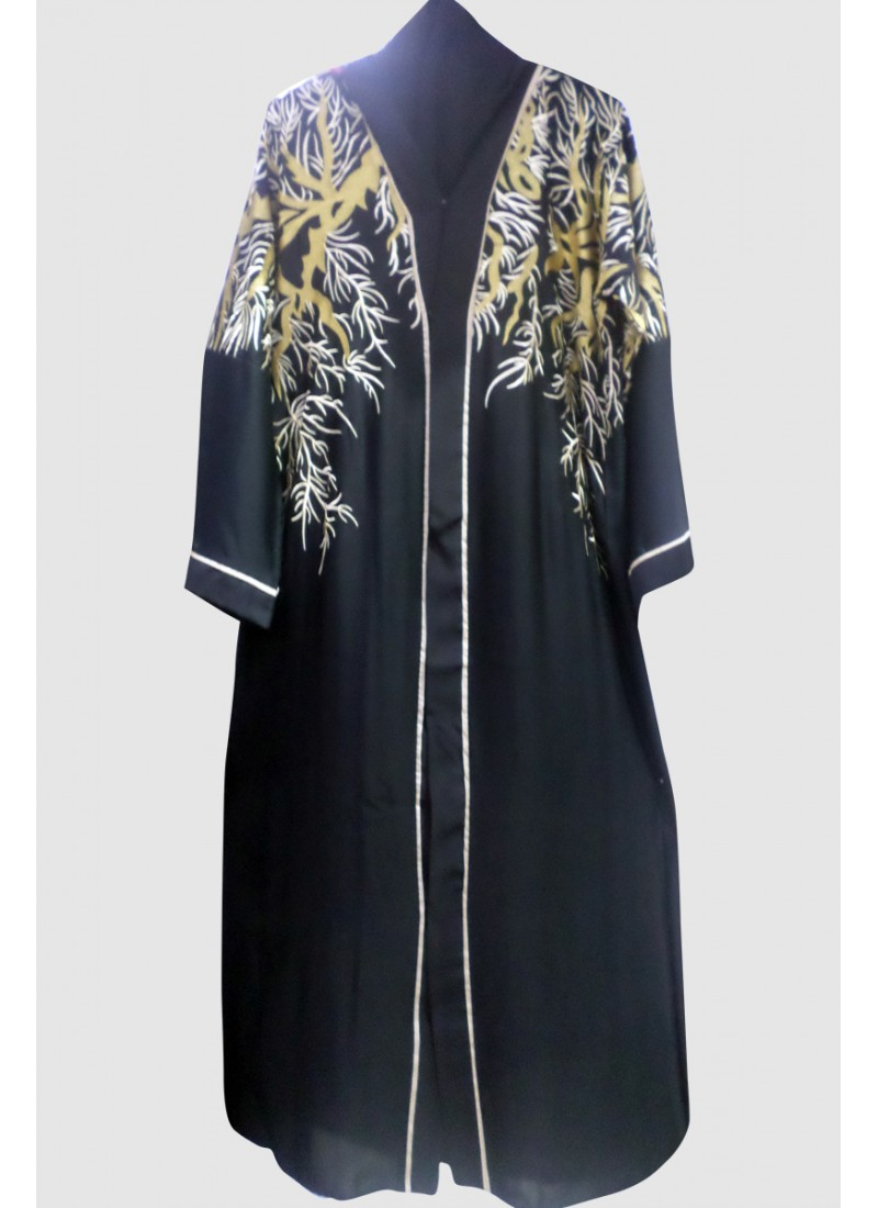 Classy Embroidery Abaya