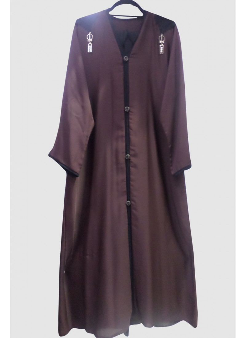 Buckle Gorgeous Abaya