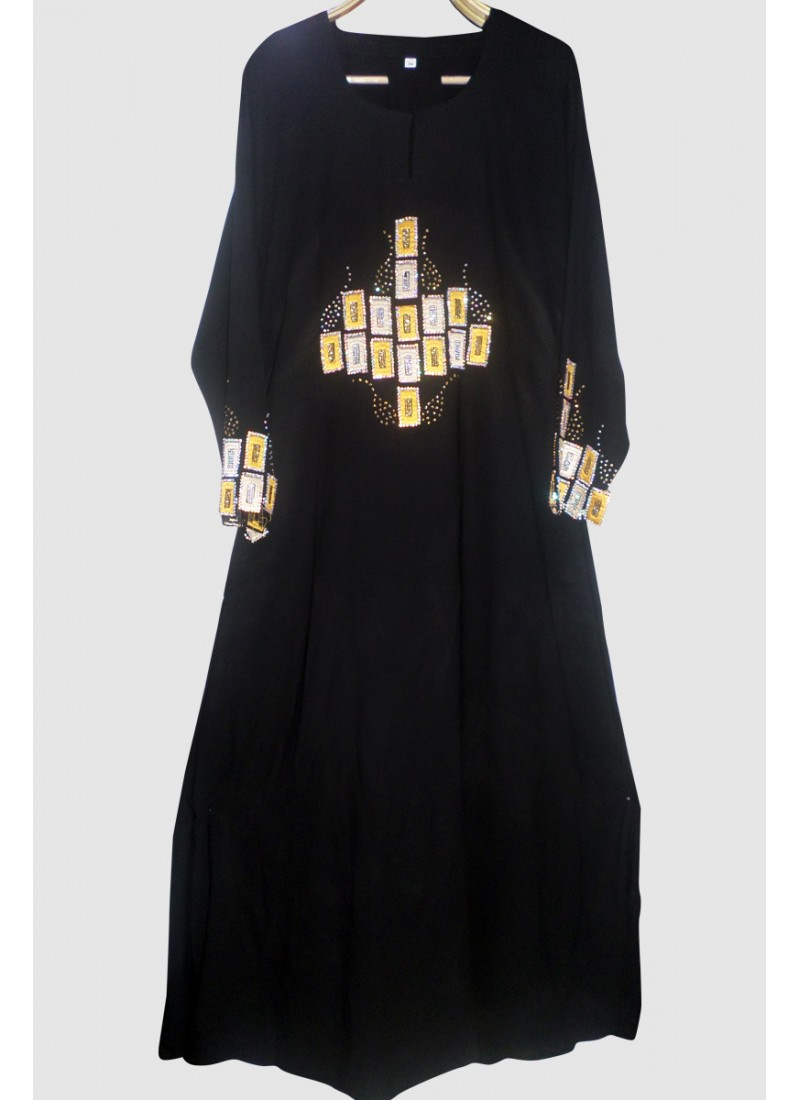 Beautiful Stone Abaya