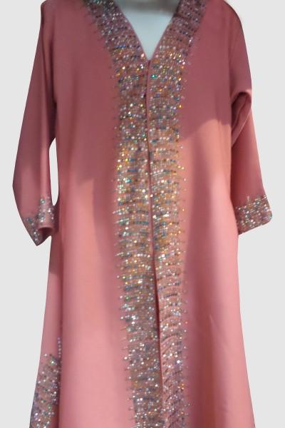 Baby Arabic Abaya (6 Pieces Set)