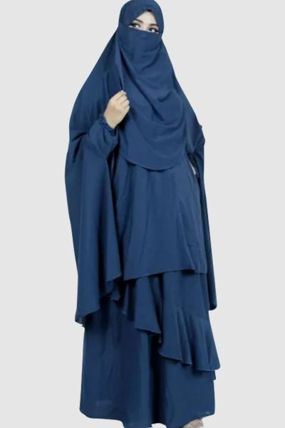 Overhead Muslim Prayer (6 Pieces Set)