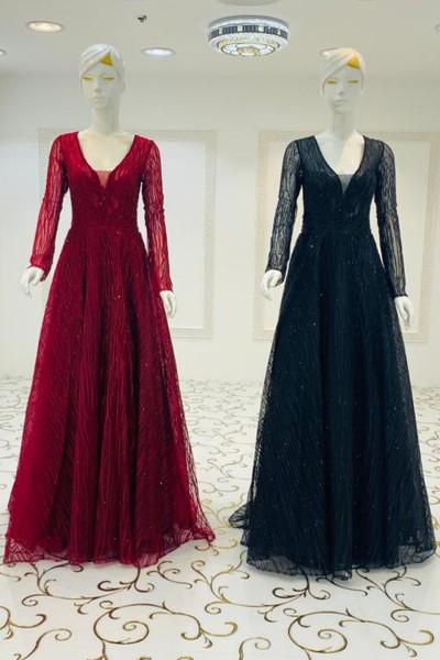 Banquet Gown (3 Pieces Set)